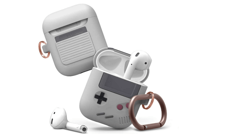 funda airpods gameboy